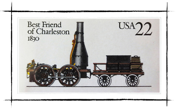 Commemorative US Postage Stamp