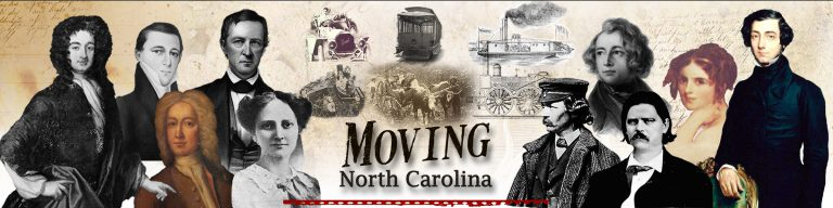 Welcome To Moving North Carolina – a mosaic of our state's history