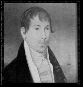 Portrait of Otway Burns