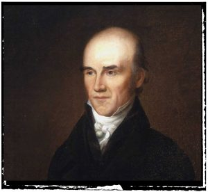 Portrait of Joseph Caldwell