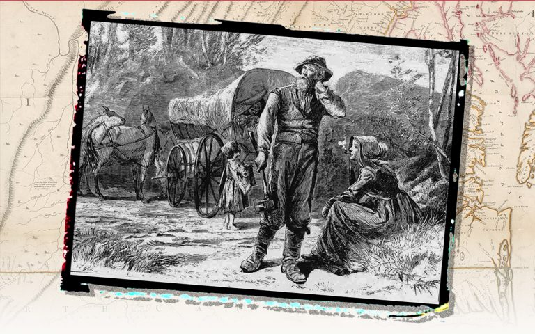 Read more about the article The Great Wagon Road part 1: Flooding South