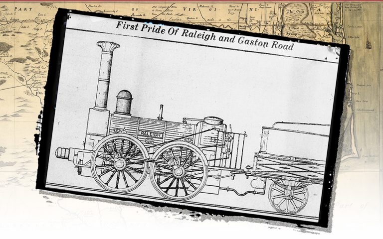 North Carolina's First Railroads, part 2