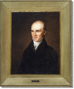 Portrait of Joseph Caldwell