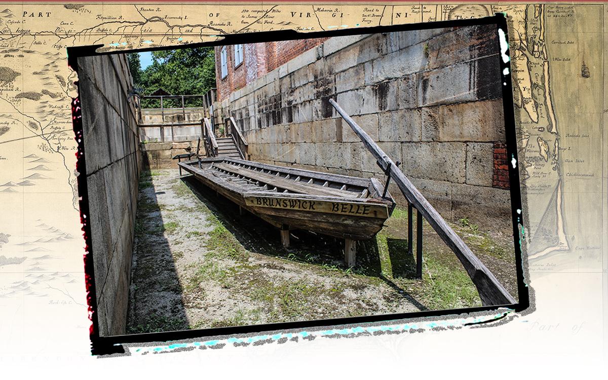 The Roanoke Canal