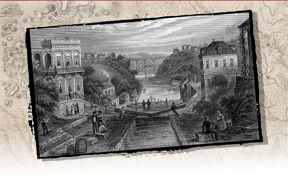 The Erie Canal: A New York Venture Helped Shape North Carolina