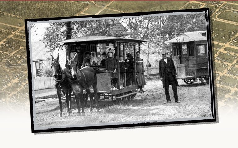 Read more about the article The Horse Trolley: A Slow Walk Toward a New City
