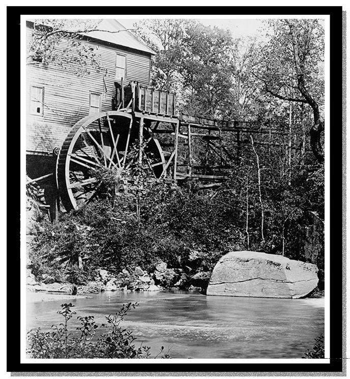 Falling Creek Mill, Catawba County, North Carolina