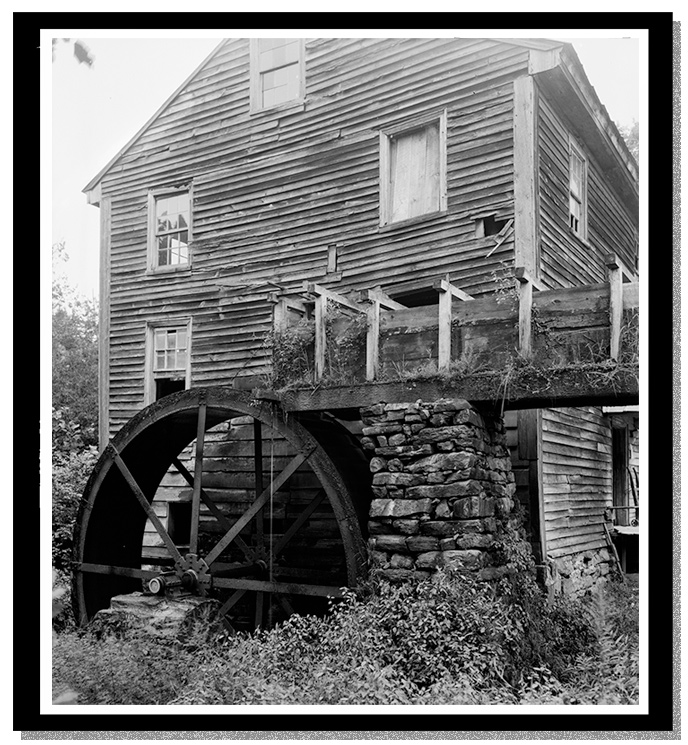 Harris Mill, Vance County, North Carolina