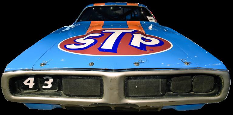Richard Petty's race car