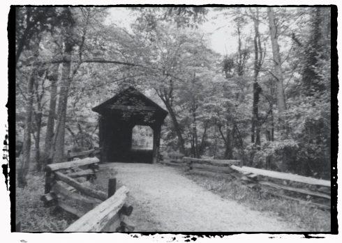The Bunker Hill Covered Bridge