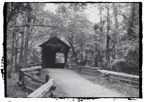 The Bunker Hill Covered Bridge