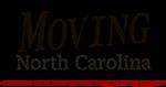 The Moving North Carolina logo
